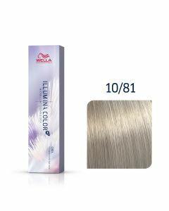 Wella Illumina Color 10/81 60ml