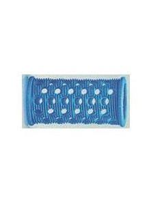 Efalock Super Roller Kort 10st blauw 20mm