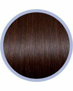 Seiseta Microring Extensions - 50cm - natural straight - #32