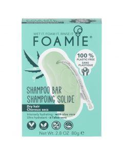 Foamie Shampoo Bar Aloe You Vera Much  80gr