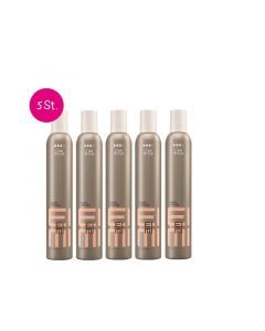 5x Wella EIMI Shape Control Mousse 300ml