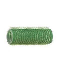 Kleefrollers - groen 20 mm 12 stuks