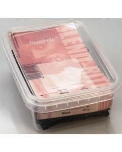 Haarschuifjes zwart Kort 50mm doos á 250 gram