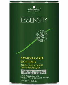 Schwarzkopf Essensity Ammonia-Free lightener 450g