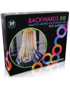 Framar Backwards Bibs Clear 50st