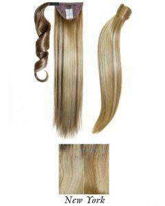 Balmain Extensions Catwalk Ponytail Memory Hair New York 9G.10 Ombré 55cm