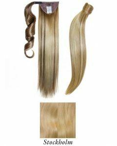 Balmain Extensions Catwalk Ponytail Memory Hair Stockholm 10A 55cm