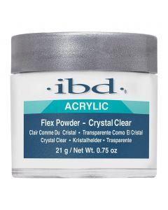 IBD Flex Poeder Crystal Clear 21 gr
