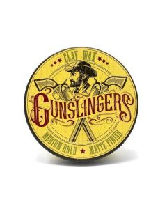 Gunslingers Clay Wax 75gr