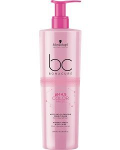 Schwarzkopf BC Bonacure Color Freeze Micellar Cleansing Conditioner 500ml