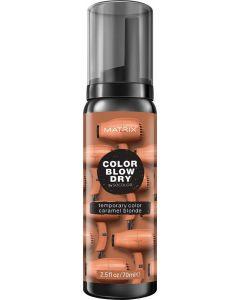 Matrix Color Blow Dry Caramel Blonde 70ml