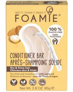 Foamie Conditioner Bar Kiss Me Argan 80gr