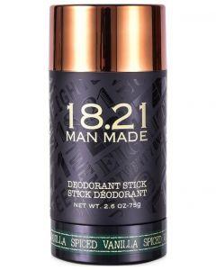 18.21 Man Made Deoderant Stick Spiced Vanilla