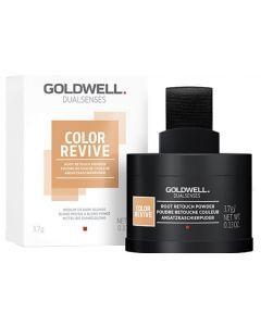 Goldwell Dualsenses Color Revive Root Retouch Powder Medium To Dark Blonde 3,7gr