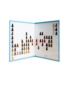 Elleure Teinture Colour Chart