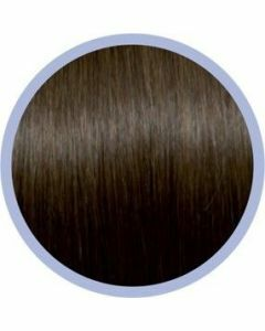 Euro So.Cap. Natural Curly Extensions Bruin 8 25x50-55cm