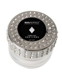 NailPerfect Fiber Gel Clear 45gr