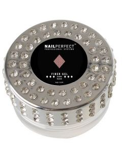 NailPerfect Fiber Gel Dark Nude 14gr