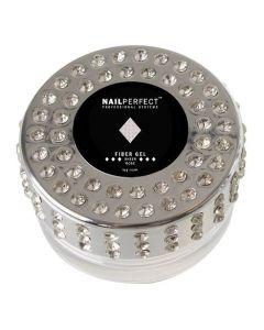 NailPerfect Fiber Gel Sheer Rose 14gr