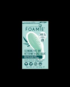 Foamie Face Bar Aloe You Vera Much 80gr