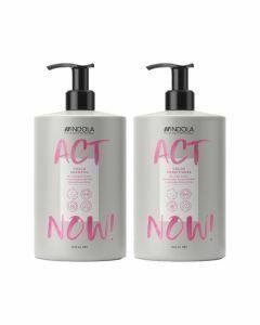 Gekleurd haar pakket Indola ACT NOW! XL