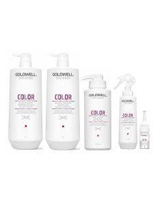 Goldwell DS color brilliance care pakket XL