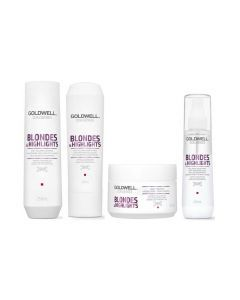 Goldwell DS color care pakket blond