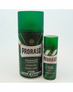 Proraso Scheercrème mousse 300 ml + mini