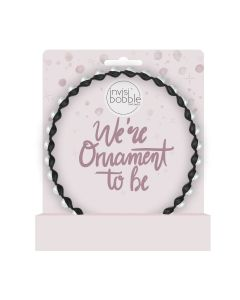 Invisibobble HairHalo Sparks Flying We are Ornament to Be