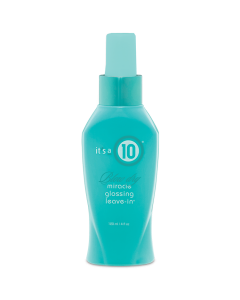 It's a 10 Blow Dry Glossing Leave-in 120ml