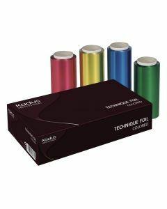 Kadus Professional Aluminium folie 4 kleuren