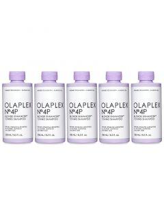10x No.4P Blonde Enhancer Toning Shampoo
