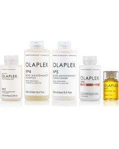 Olaplex No.3 + 4 + 5 + 6 + 7