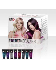 KIS KeraDirect Haarverf Intro Box