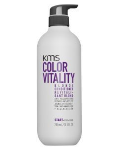 KMS ColorVitality Blonde Conditioner 750ml