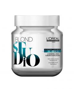 L'Oréal Blond Studio Platinium Ammonia-Free Lightening Paste 500gr