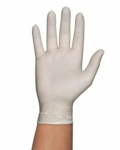 Latex-Handschoenen Gentle Skin Ongepoederd  Maat S 100st