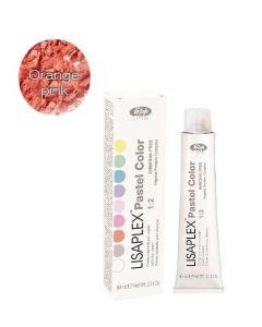 Lisap Lisaplex Pastel Color orange Pink 60ml