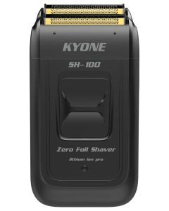Kyone Lithium Ion Pro foil shaver SH-100 Zwart