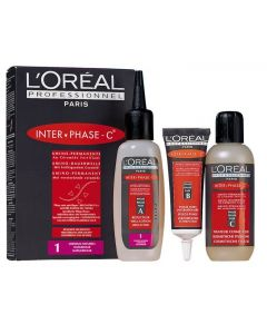 L'Oréal Interphase-C 1 Natuurhaar