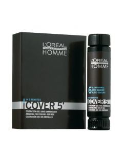 L'Oréal LP Homme Cover 6 Donkerblond 3x50ml