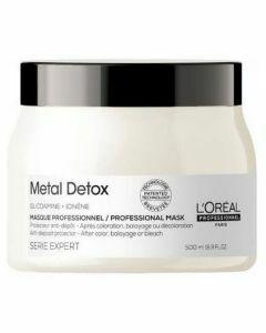 L'Oréal Serie Expert Metal Detox Mask  500ml