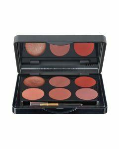 Make-up Studio Lipcolourbox 6 Kleuren Nude