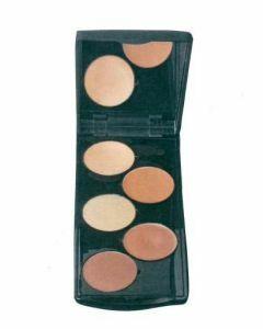 Make-Up Studio Shaping Palet Face It/Concealer Dark