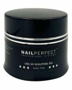 NailPerfect LED UV Sculpting Gel Bare Pink