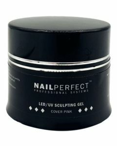 NailPerfect LED UV Sculpting Gel Cover Pink