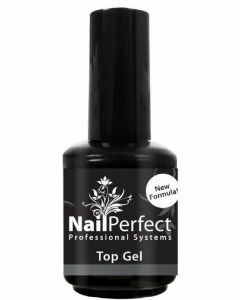 Nailperfect soak off top gel 15ml