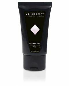 NailPerfect Sqeasy Gel Baby Boom Pink 60gr