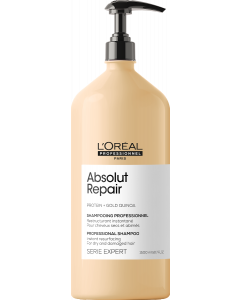 L'Oréal Serie Expert Absolut Repair Gold Shampoo  1500ml