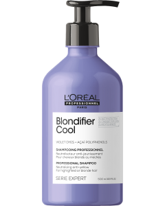 L'Oréal Serie Expert Blondifier Shampoo Cool  500ml